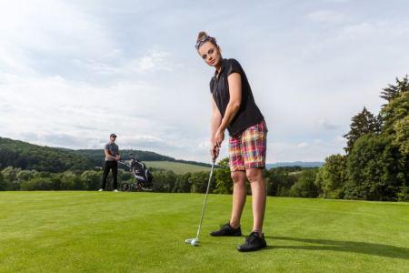 Foto pobytu Začínáme s golfem 1