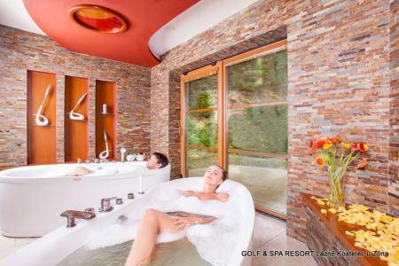 Foto procedury Perličková koupel